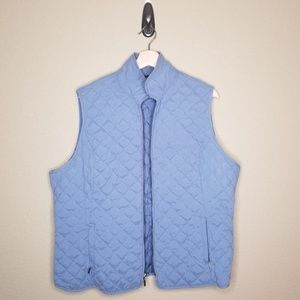 Eddie Bauer | Down Zip-Up Vest